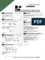 Pembahasan Ps 6 KIMIA Superintensif SBMPTN 2015