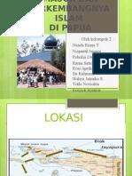 Kerajaan Islam Di Papua