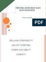 Lymfoma Hodgkin Dan Non Hodgkin