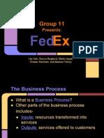 FedEx (Management Information Systems)