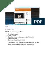 Job Sheet 7-Blog