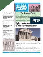 USA TODAY Collegiate Case Study
