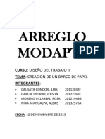 Arreglo Modapts