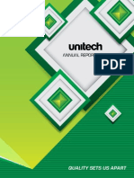 Unitech Limited Annual Report 2014 15