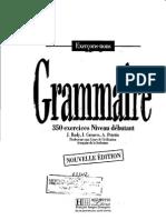 Gramaire 350