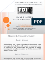 Smart Homes Value Housing in India
