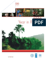 UN-REDD Programme Year in Review 2009