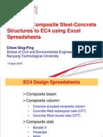 Workshop on EC4- Composite