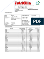 Crystal Reports - Hasil Kajian GiziRATNAFIX