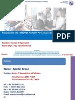 IMS PES Platform Performance Benchmark