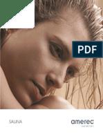 Amerec Sauna Brochure 4220-34