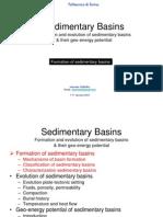 2.Sedimentary Basinsformation 2013