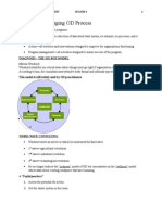 4- Managing OD Process
