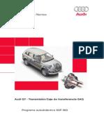 8- Audi Q7 -Caja de Transferencia