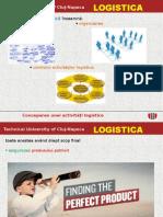 Configurarea stConfigurarea structurii logisticeructurii logistice