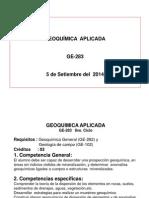 Geoquimica