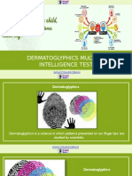 Dermatoglyphics Multiple Intelligent Test (1)