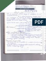 Artificial Intelligence Notes - Sumit Das ( JISCE)