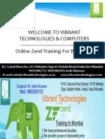 Online Zend Training for Beginners