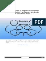 Leemos en Pareja Duran 2007 3