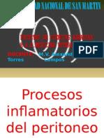Procesos Inflamatorios Del Peritoneo