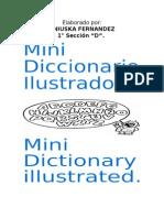 Mini Diccionario en Ingles