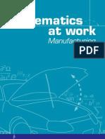Mathematics at Work - Manufacturing