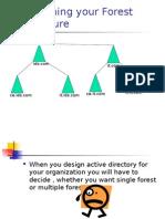 3.Designing Forest