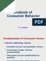 ME 08-11 Consumer Behaviour