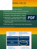 Ppt Prima Facie & Kaidah Turunan