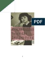Mascha Kaléko - Verse Für Zeitgenossen