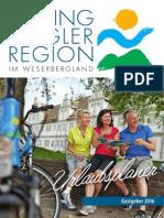 Urlaubsplaner der Solling-Vogler-Region im Weserbergland