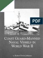 Coast Guard - Manned Naval Vessels in World War II