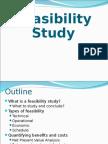 2007 2a Feasibility Study Presentation