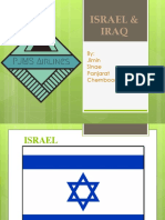 israel and iraq