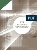 ARL Annual Report 2014