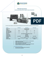 Ppg Side Seal Systems