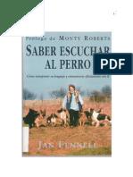 LIBRO - Saber Escuchar Al Perro-Fennell, Jan [Doc]