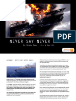 Never Say Never Again_article