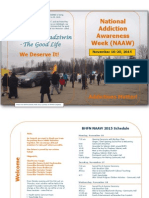 NAAW 2015 BHFN Event Program