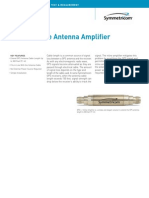 DS 150-200-GPS L1 Inline Antenna Amplifier