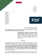 Minera IRL CC Filed English