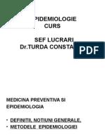 Epidemiologie r Cursi
