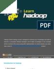 Learn Hadoop Online