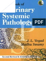 A Textbook of Veterinary Systemic Pathology