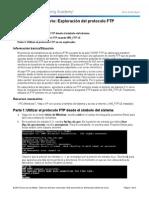 10.2.3.3 Lab - Exploring FTP.docx