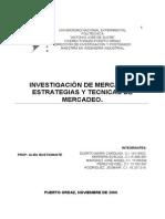 Trabajo de Investigacion de Mercados 110411222703 Phpapp01