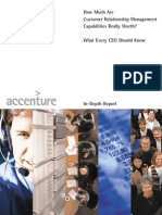 7.4 - How Much Are CRM Capabilities Really Worth _Accenture Report