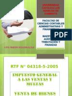 RTF N° 04318-5-2005-VENTA DE BIENES FUTUROS - DEBORA MONZON ALAYO