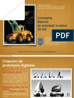 Presentación Autodesk Inventor 2010